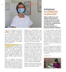 Bérénice Izard Réflexologie Yerres Essonne