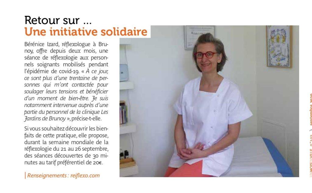 Bilan soutien-soignants.fr